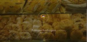 Conception de site web Boulangerie Crousti pain Casablanca