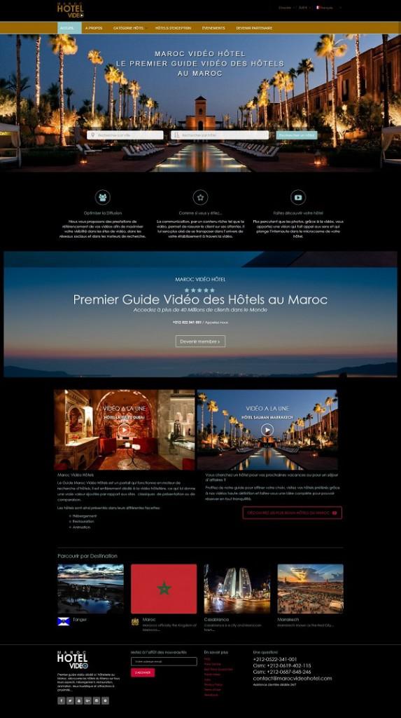 Agence création site Casablanca